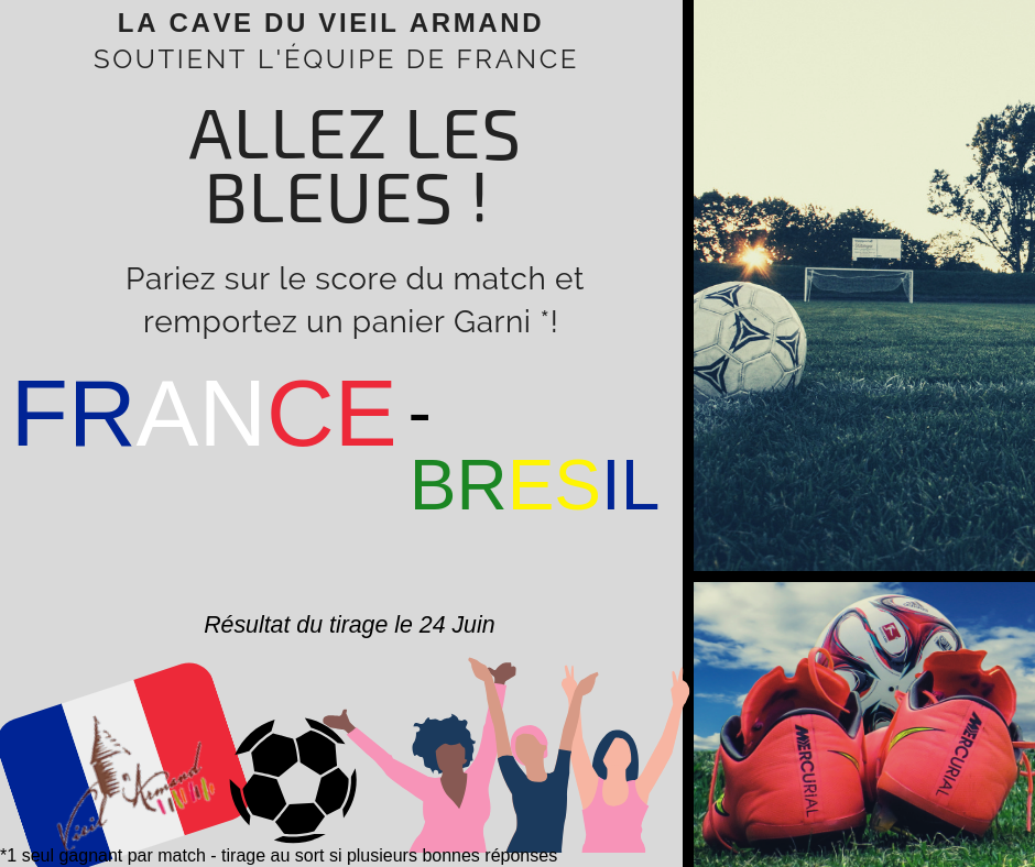 Match France - Brésil
